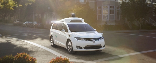 Waymo, FCA Pacifica, контракт, США, беспилотники, БПТС, робот-такси - Бизнес новости робототехники и it общества - Robotics